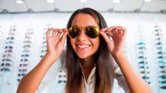 Damages caused by fake sunglasses? Results leading up to blindness. . .