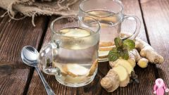 Ginger Saves Water From Fats