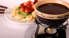 How many calories does fondue make you gain weight? Making gluten-free chocolate fondue at home