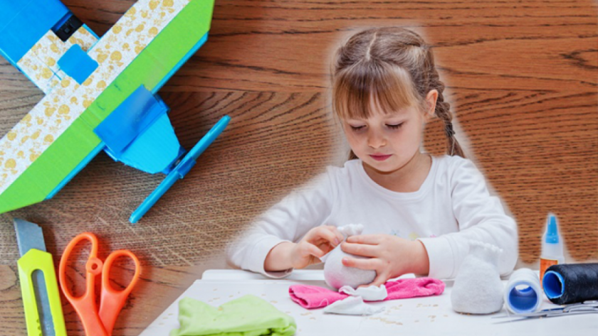 How to make a fun toy? Easy and educational toys that can be made at home