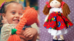 How to make a practical rag doll? Making the most beautiful and easy skin socks doll at home