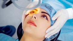 If the symptoms of cataracts are pale and yellowing in colors. . .