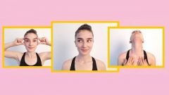 More frequent skin with 3 minutes of face yoga every day