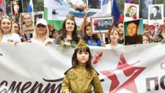 Russians living in Turkey, 74 celebrated the Victory Day
