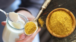 The benefits of cumin and yogurt? If you add a teaspoon of cumin in a bowl of yogurt and consume it. . .