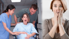 The most effective prayer for the fear of birth! How to overcome the normal fear of birth? Ways to deal with birth stress