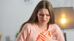 The risk of heart disease increases in women who are thrown in!