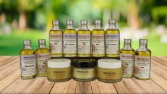 'TinNaturel' has released all-natural olive oil cosmetics!