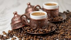 Turkish coffee protects you from gout if you drink 2 or 3 glasses a day. . .