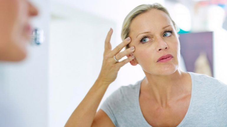What are natural masks to get rid of detention fine lines