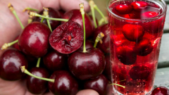 What are the benefits of cherry? The unknown of cherry juice and cherry stalk tea