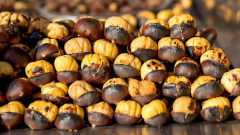 What are the benefits of chestnut? If you eat four chestnuts a day. . .