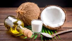 What are the benefits of coconut oil to the skin and face? How to use?