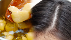 What are the benefits of garlic to hair? Does garlic remove hair?