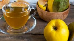 What are the benefits of quince leaves?