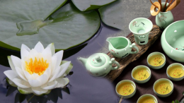 What are the benefits of the lotus flower? What does lotus flower tea do?