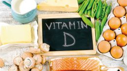 What diseases does vitamin D deficiency lead to? What foods contain vitamin D?