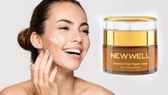What does New Well Night Cream do? How to use New Well Night Cream?