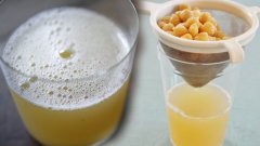What is Aquafaba? Slimming with chickpea juice! How to use chickpea juice for slimming?