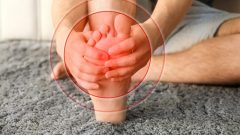 What is good for foot fungus try lavender oil!