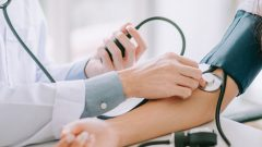 What lowers blood pressure?