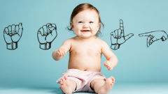 What should be done to babies who cannot speak? What are the benefits of baby sign language?