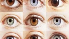 Your eye color reveals your personality