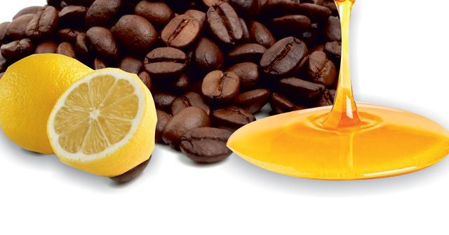 Coffee Honey Lemon Mask Recipe by Suna Dumankaya